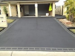 Stencil Concrete In Sydney Driveways