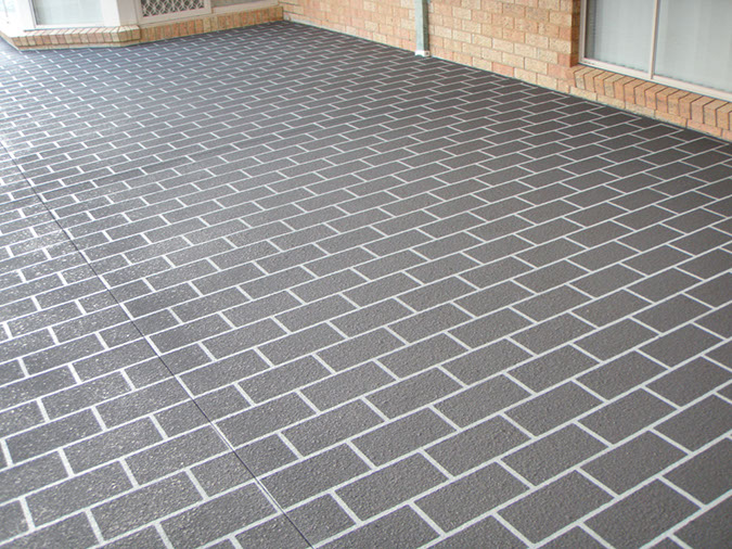 spray on paving canley heights