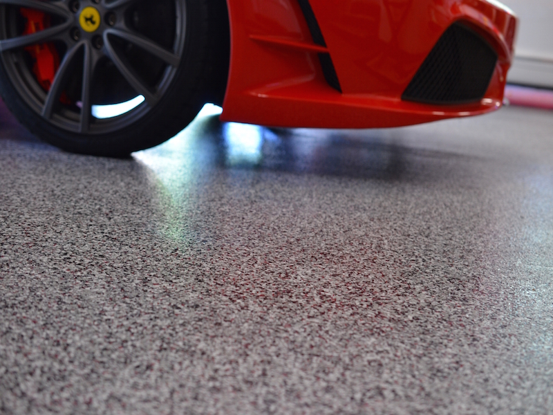 specialists in epoxy flooring