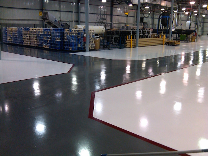 professional epoxy flooring in sydney