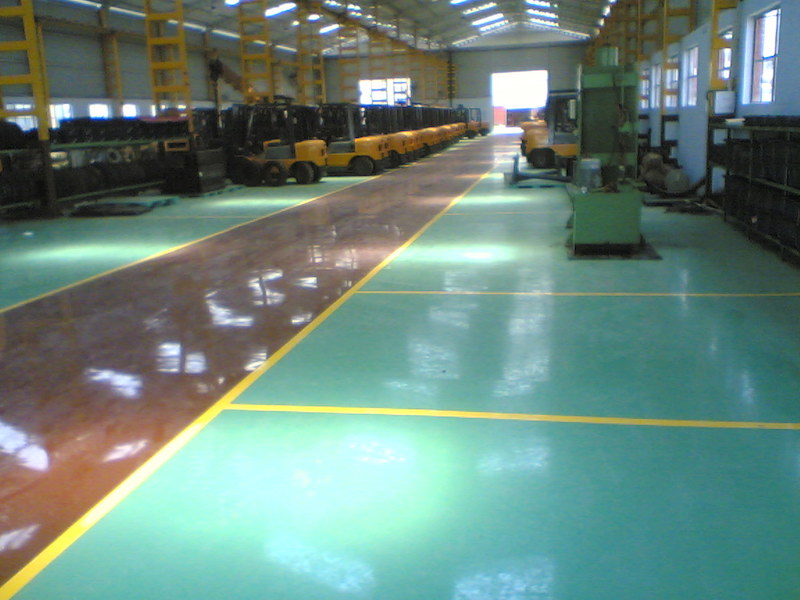 epoxy flooring penrith