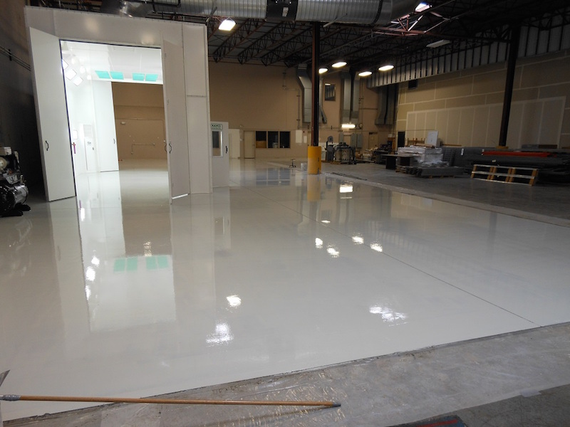 epoxy flooring kirkham