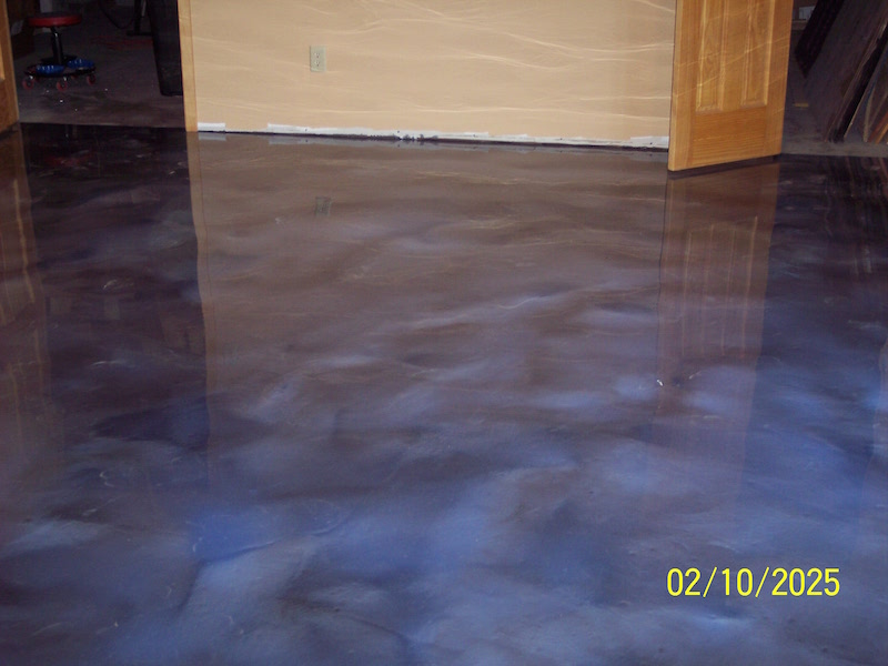 epoxy flooring west hoxton