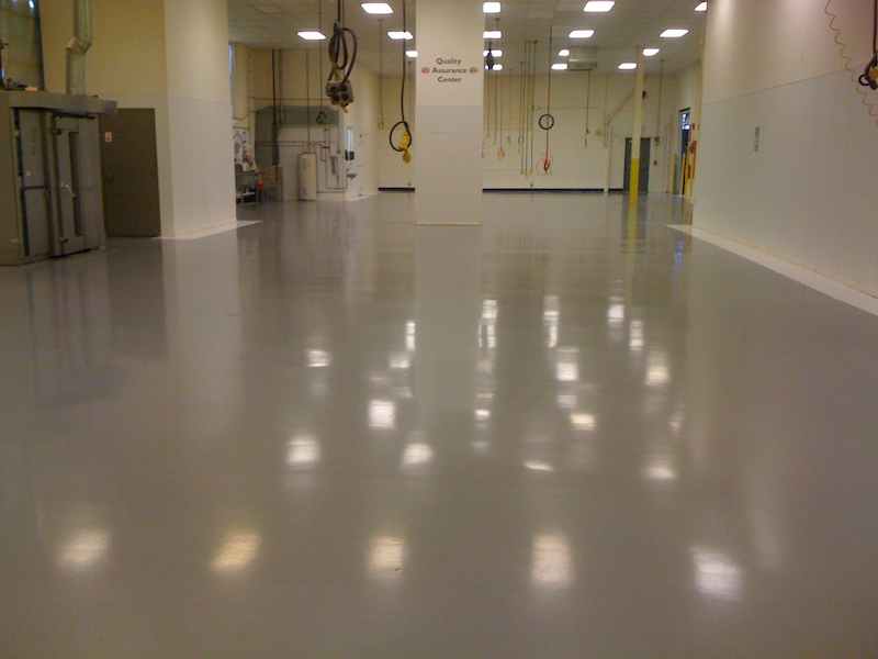 epoxy flooring willowdale