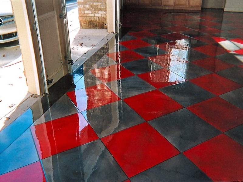 epoxy flooring gregory hills