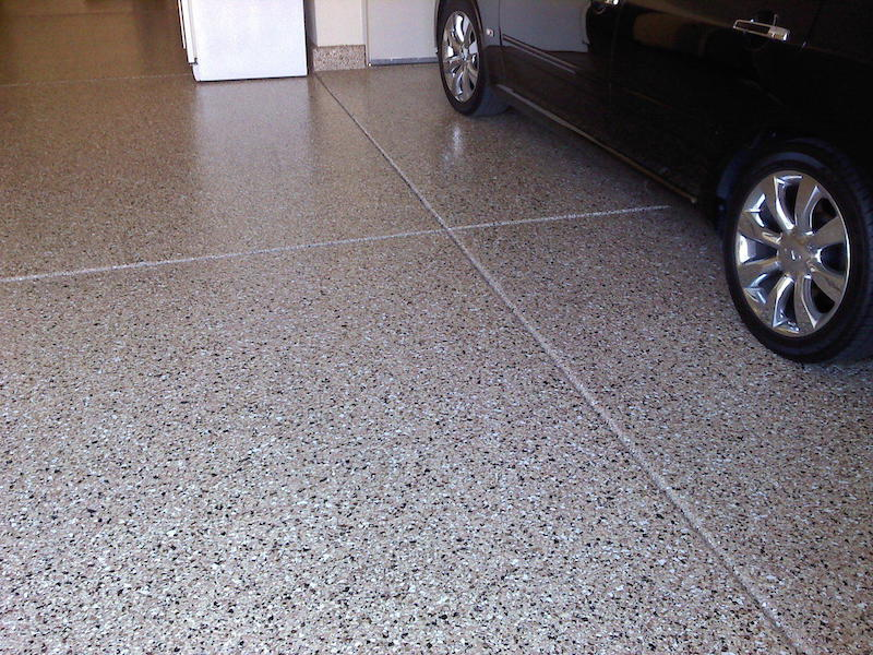 epoxy flooring blair athol