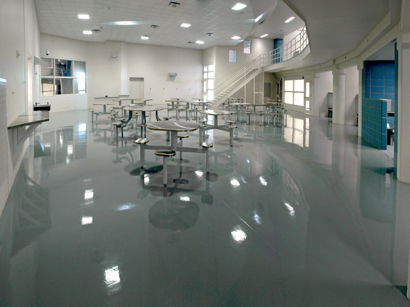 epoxy flooring ruse