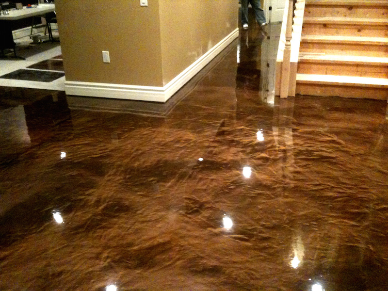 epoxy flooring minto
