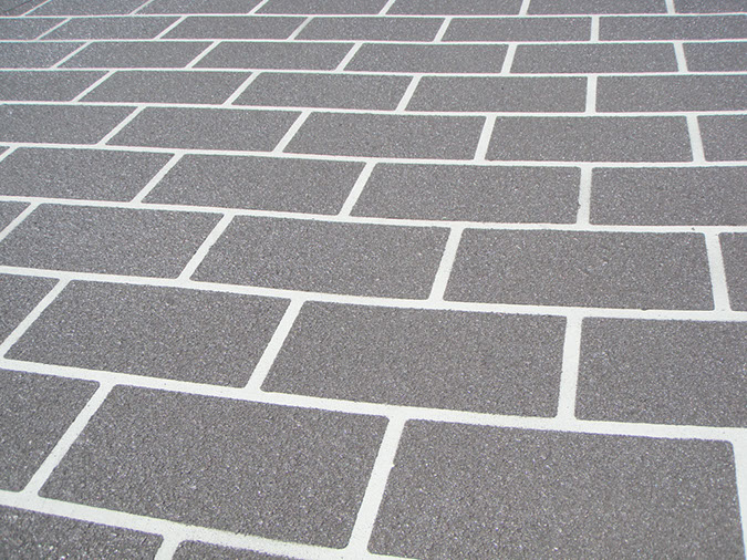 spray on paving panania