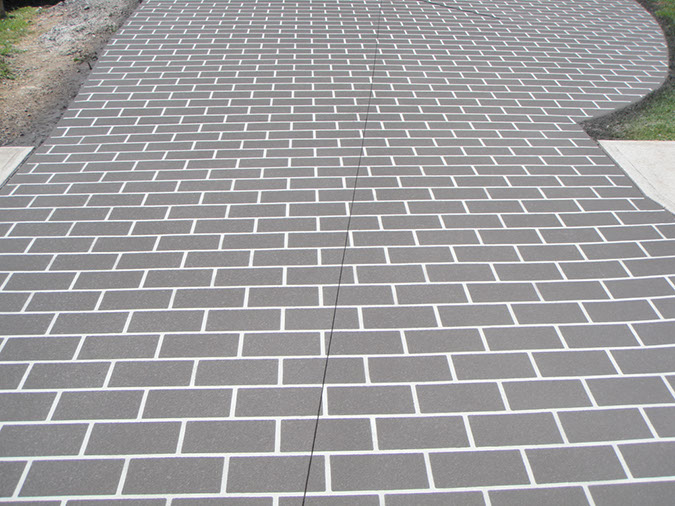 spray on paving westmead