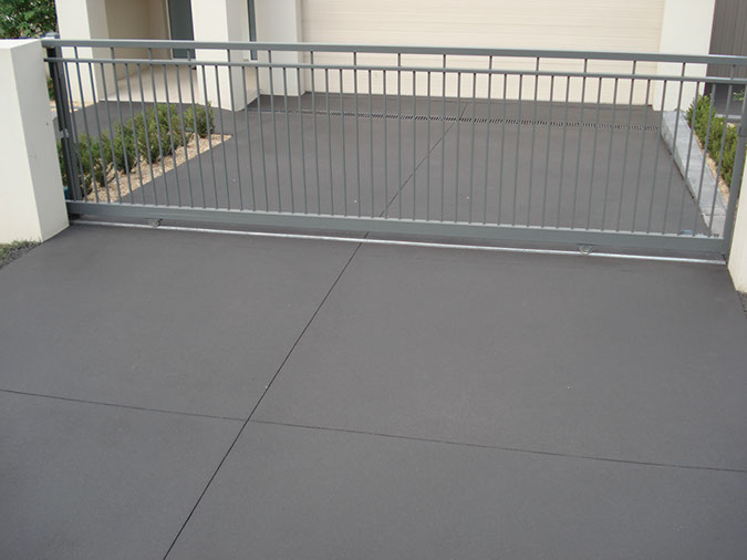 spray on paving rossmore