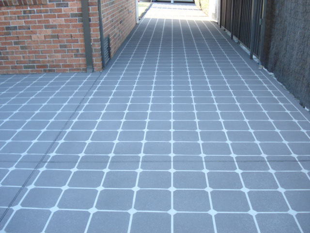 spray on paving ingleburn