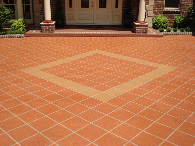 spray on paving professionals