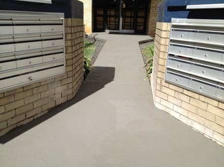 concrete driveways and paths in sydney